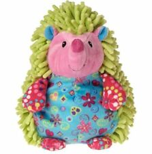 "Print Pizzazz Bright Green Prickles Hedgehog 8"" by Mary Meyer"
