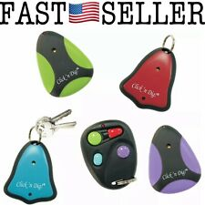 Click 'n Dig Model E4 Key Finder. 4 Receivers. Wireless Rf Remote Item, Locator