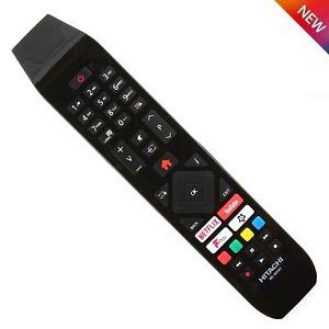RC43141 Remote Replaced for Hitachi 50HB26T72UA 24HB21T65U 32HB26T61U 43HK25T74U