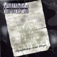 THUNDER - SYMPHONY AND STAGE 2002 UK 2 CD SET