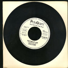 "OLETA ADAMS / THE NOTTING HILLBILLIES – RHYTHM OF LIFE / YOUR OWN SWEE  7"" (800"