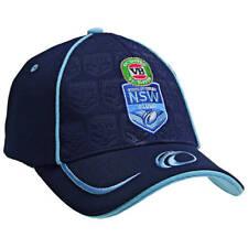 NSW New South Wales Blues State Of Origin 2018 Premium Baseball Cap/Hat!