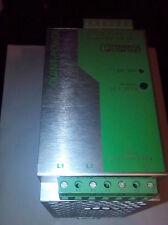 ALIMENTATION 24 VOLT /  Phoenix contact power supply quint-ps-3x400-500ac/24dc/5