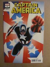 Captain America #1 Marvel Comics 2018 Series Cassaday Variant 9.6 Near Mint+