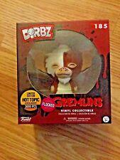 GREMLINS GIZMO FLOCKED DORB #185 LIMITED TO 3000 pieces Flocked Gremlin dorbz