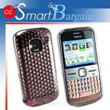 New Black Soft Gel TPU Cover Case For Nokia E5 + Film