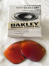 Nuevo sin Etiqueta Oakley Frogskins LX Gafas de Sol Auténtico Rubí IRIDIO Lentes