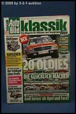 Auto Bild Klassik 1/07 Opel RAK 1 DB R107 Bristol Mini