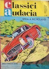 CLASSICI AUDACIA n° 27 - RIC ROLAND (Mondadori, 1966)