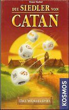 Die Siedler von Catan, Kosmos Würfelspiel ab 7 Jahren