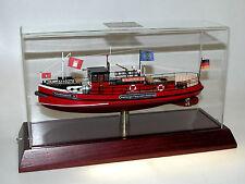 Kimmeria, Hamburger Feuerlöschboot FEUERWEHR IV, 1930, H0 1:87, Metall u.a.