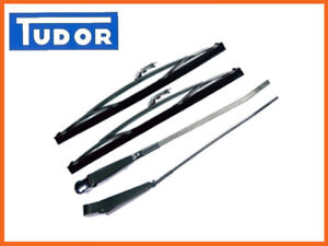 MGB GT  Wiper Arm & Blade Set Tudor  ALL YEARS  Stainless Steel