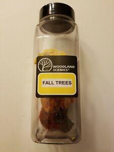 Woodland Scenics Fall Trees in Jar