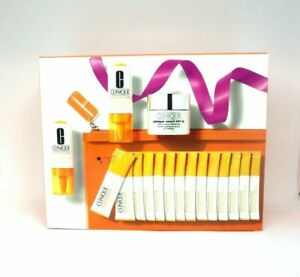 Clinique Fresh Powered Set-14 day system + broad spectrum SPF15 moisturizer