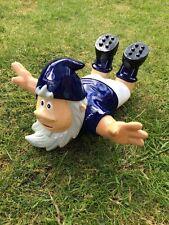 Falkirk Football Club Garden Gnome - Belly Slide Celebration