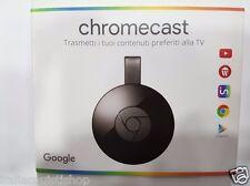 Google Chromecast 2 Streaming Multimediale USB Netflix Youtube HDMI WIFI HD