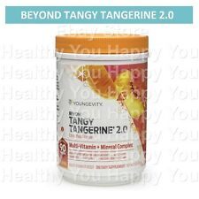Beyond Tangy Tangerine 2.0 - 480g canister BTT Youngevity