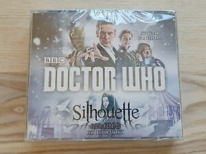 Doctor Who Silhouette 5-Disc CD BBC Audiobook