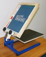 Siebdruckmaschine-Siebdruck-Textildruck-  T-Shirtdruck - screen printing machine
