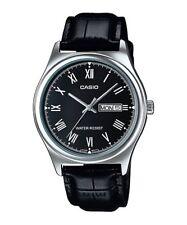 Casio Standard Mens Analog Watch Casual Black Band Mtp-v006l-1b