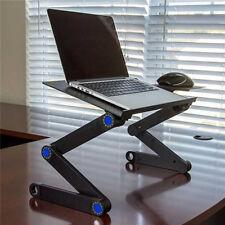 Table de lit pliable Ordinateur Pour PC portable notebook Table bambou Plateau