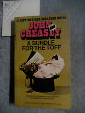 A Bundle For The Toff - John Creasey # 50 OzSellerFasterPost!