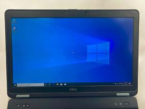 COMPLETE Dell Latitude E6540 i5-4310M 2.7GHz 6GB 500GB HDD FHD Win 10 JA29-36