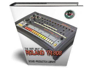 from ROLAND TR-808 - Large Original Wave Samples /Loops Studio Library