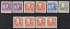 SWEDEN M/M 1939 SG230a-233 Bicentenary of Swedish Academy of Sciences