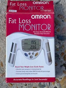Omron Fat Loss Monitor Model # HBF-306C