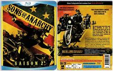 SONS OF ANARCHY - Integrale Saison 2 - 3 boitiers 3 BRD - NEUF