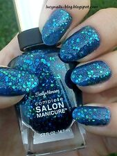 Sally Hansen Complete SALON Manicure Nail Polish Wonderfull  Colours[Buy4 Get 2]