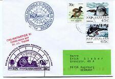 ITALIANTARTIDE XI Terra Nova Bay Dr. Tison Belgian Program Polar Antarctic Cover