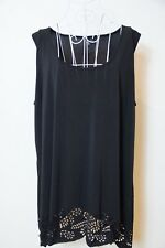 """Black Size XL """"TS""""  - Beautiful Ladies Top - Great Condition! Great Price!"""