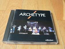Archetype - Lemou, Bertho, Lemaitre,  Lecompte, Molard, Rouget - CD Escalibur