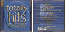 Totally Hits Various Artists 1999 Cd Santana Cher Madonna Brandy Usher Kid Rock