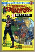 Despicable Deadpool #287-2017-nm 9.4 1st Lenticular 129 Homage Variant Cover