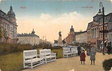 Romania Arad Kossuth-park animated, animee, parc