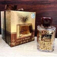 LAILAT AL SHAIKH JASMINE MUSKY WOODY PERFUME SPRAY BY ARD AL ZAAFARAN 100ML
