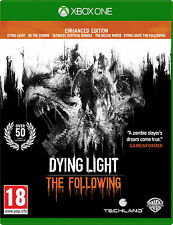 Dying Light: The Following - Enhanced Edition  (XBOX ONE) BRAND NEW SEALED