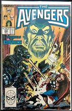 Avengers Vol. 1, #295; Grading: VF+/NM-