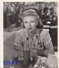 Ginger Rogers Tender Comrade VINTAGE Photo