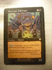 Phyrexian Infiltrator M:tG Magic the Gathering card MTG M:tg black Prophecy