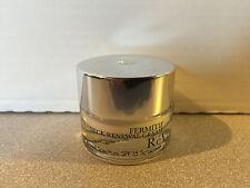 ReVive Fermitif Neck Renewal Cream SPF15 Sunscreen .17oz/5g New