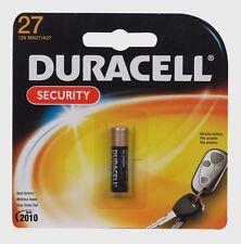 27 DURACELL 12V  Alkaline Battery 8LR732, A27, MN27, A27BP, G27A, L828