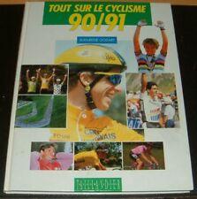 CYCLISME 1990 TOUR DE FRANCE LEMOND / BUGNO PLANCKAERT CICLISMO