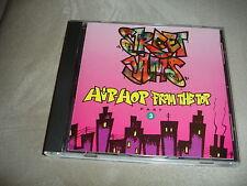 Street Jams Hip Hop From The Top Part 3 CD Doug E. Fresh Fat Boys Whodini UTFO
