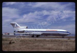 Piedmont Boeing 727-200 N556PS Jun 85 Kodachrome Aircraft Slide/Dia