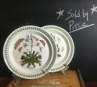 Portmeirion Botanic Garden Dinner Plate Multi Patterns Sold by Piece