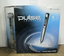 NEW IN BOX Livescribe Pulse Smartpen 2GB Memory 200 HRS Audio Recorder APA-00003